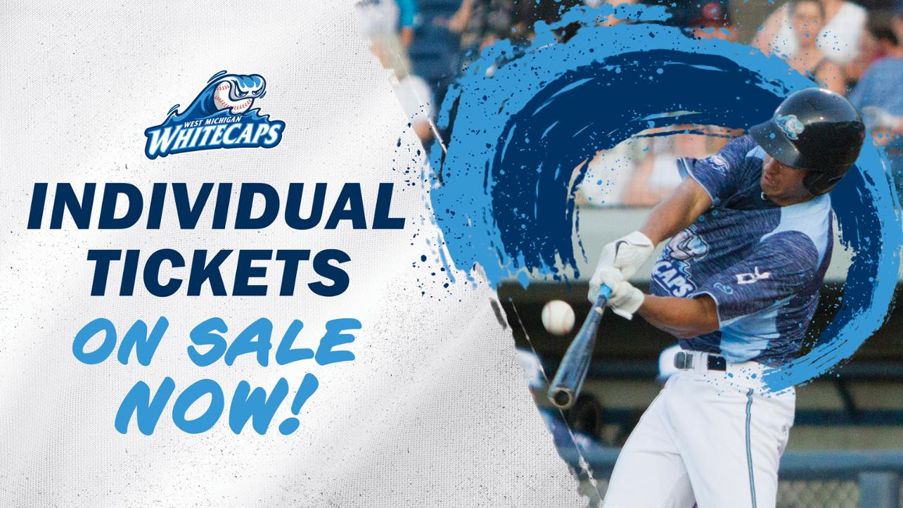 Individual Tickets on sale