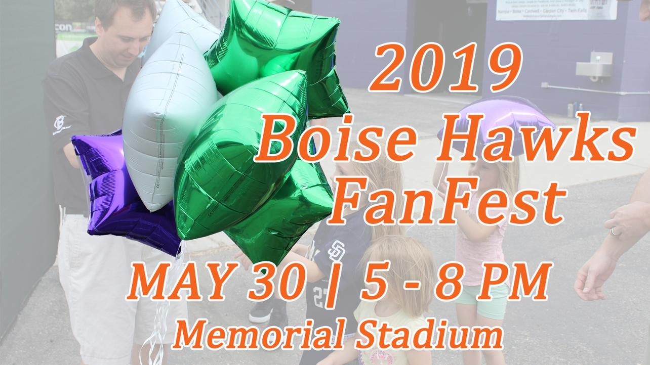 Boise Hawks Announce All-Star HawksFest