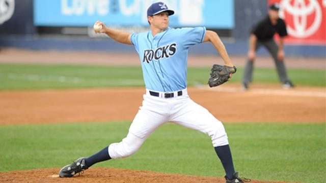 Image result for A.J. Puckett wilmington Blue Rocks