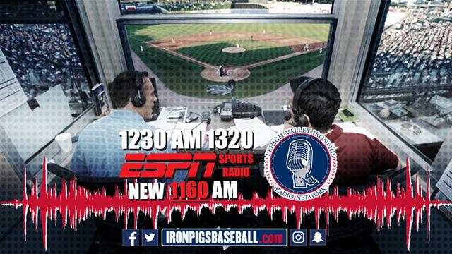 Ironpigs Schedule 2020 IronPigs extend broadcast agreement with ESPN Radio | Lehigh
