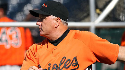 Brian Graham has been with the Orioles organization since 2009.