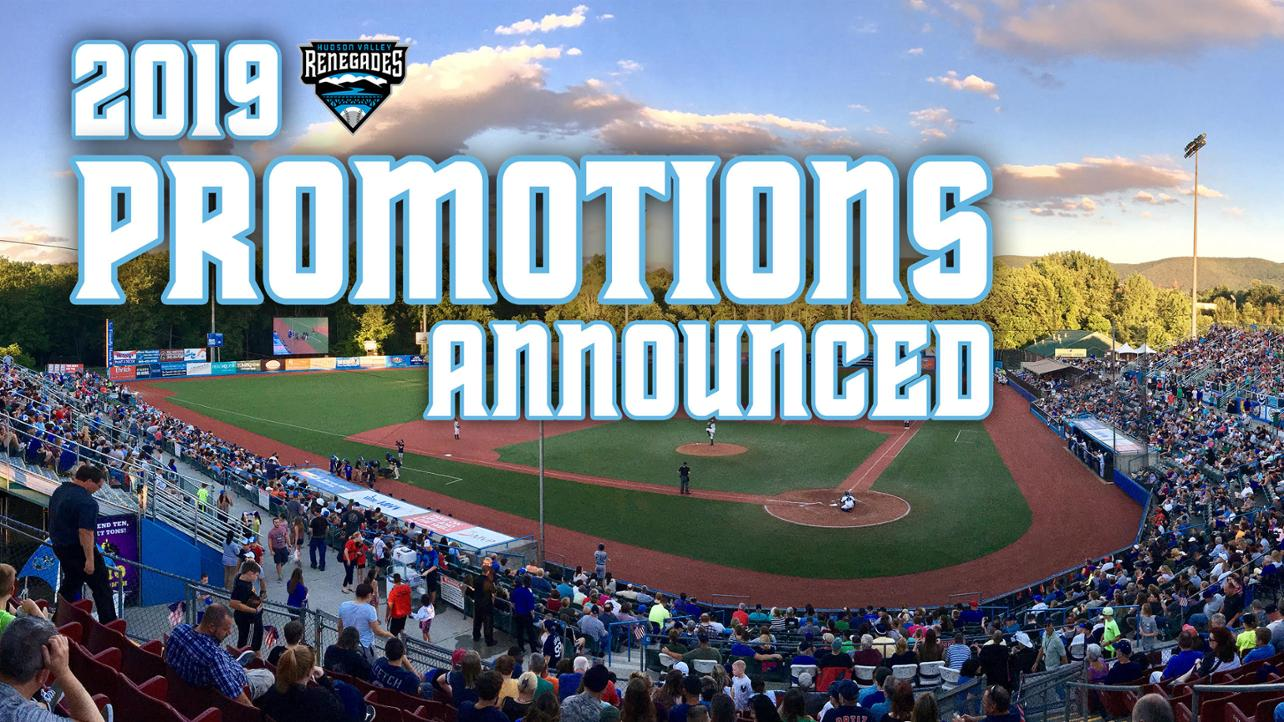 'Gades Announce 2019 Promotions