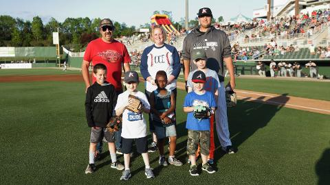 Ambassadors earn special incentives, including on-field opportunities and a behind-the-scenes look at the organization.