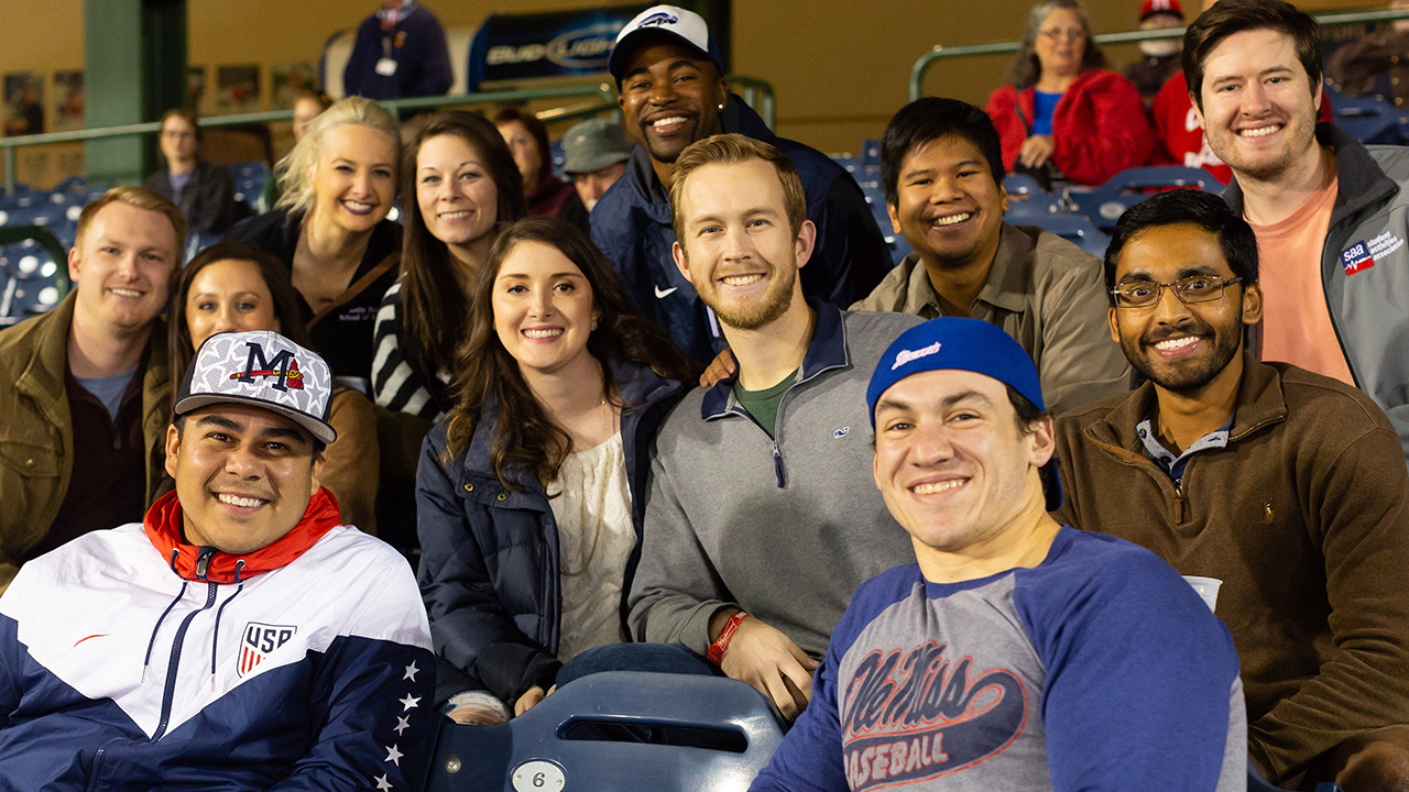 Book your group or company outing at an M-Braves game
