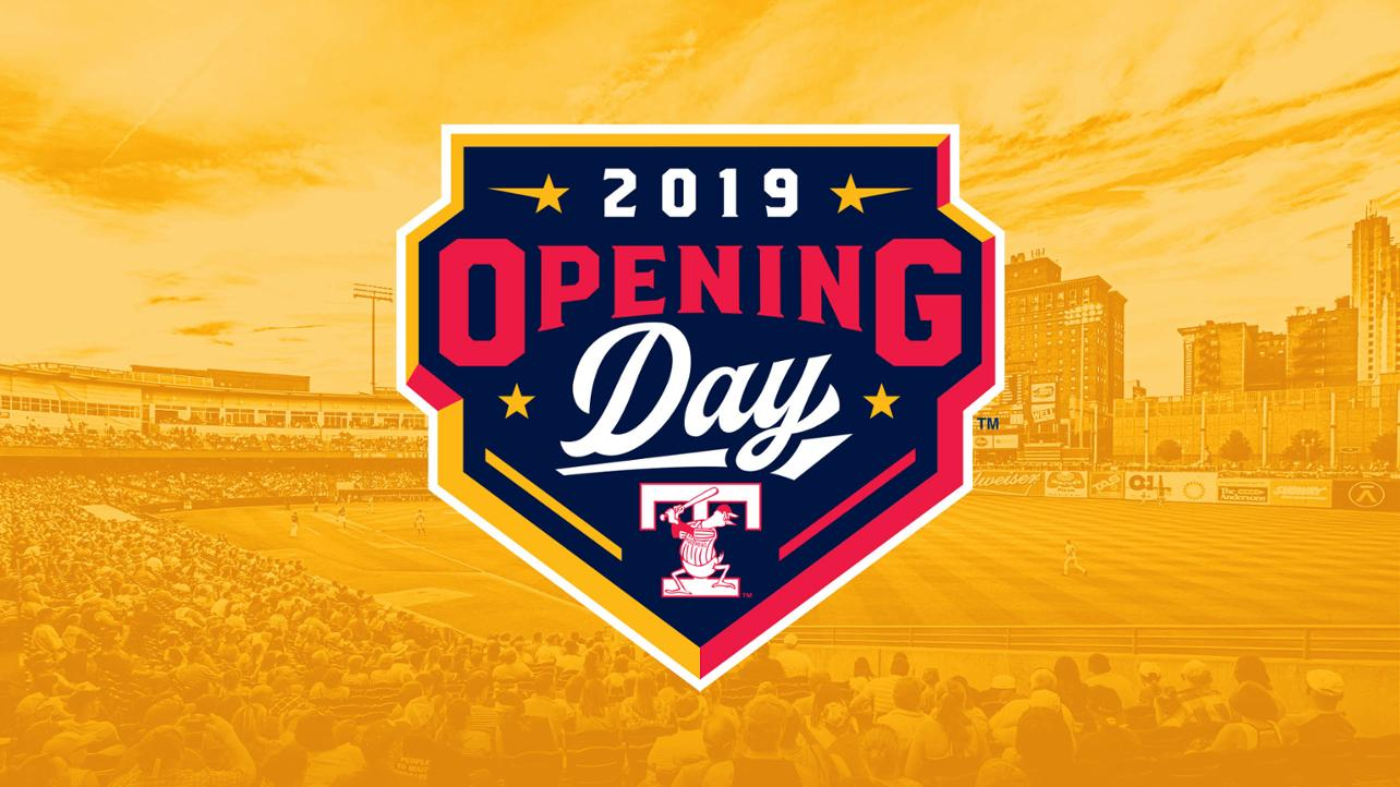 It's almost here: Get tickets to Opening Day on Thursday, April 4!