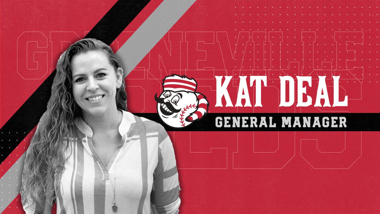 Kat Deal as GM Media Wall