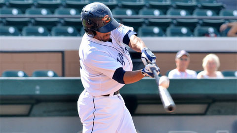 Devon Travis hit .351 between two levels in 2013.