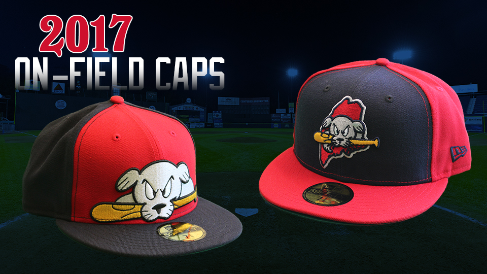 7552772cb03 Sea Dogs unveil two new caps for 2017