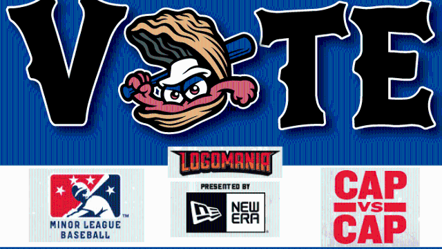 9b8a7ef479a Shuckers advance to round of 12 for best MiLB cap logo