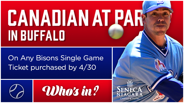 51334341ba8 Canadian accepted  At Par  for any single-game tickets purchased on ...