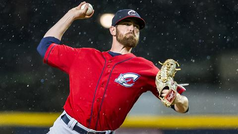 Shane Bieber has a 0.70 WHIP and .183 opponents' batting average across two levels this season.