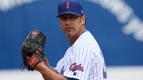 Guillermo Moscoso is 5-0 with a 2.78 ERA in five starts since June 16.