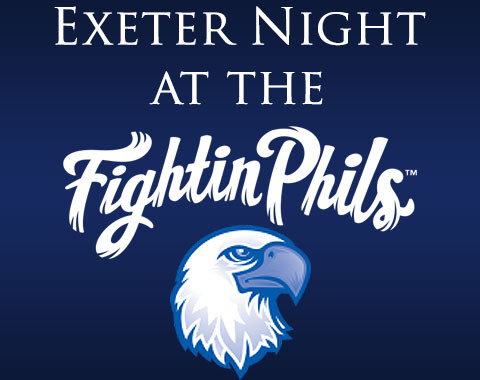 Exeter school district athletic teams to be honored at Reading Fightin Phils on Sunday night.