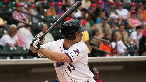 Jeremy Farrell launched a three-run homer in Monday's season finale.