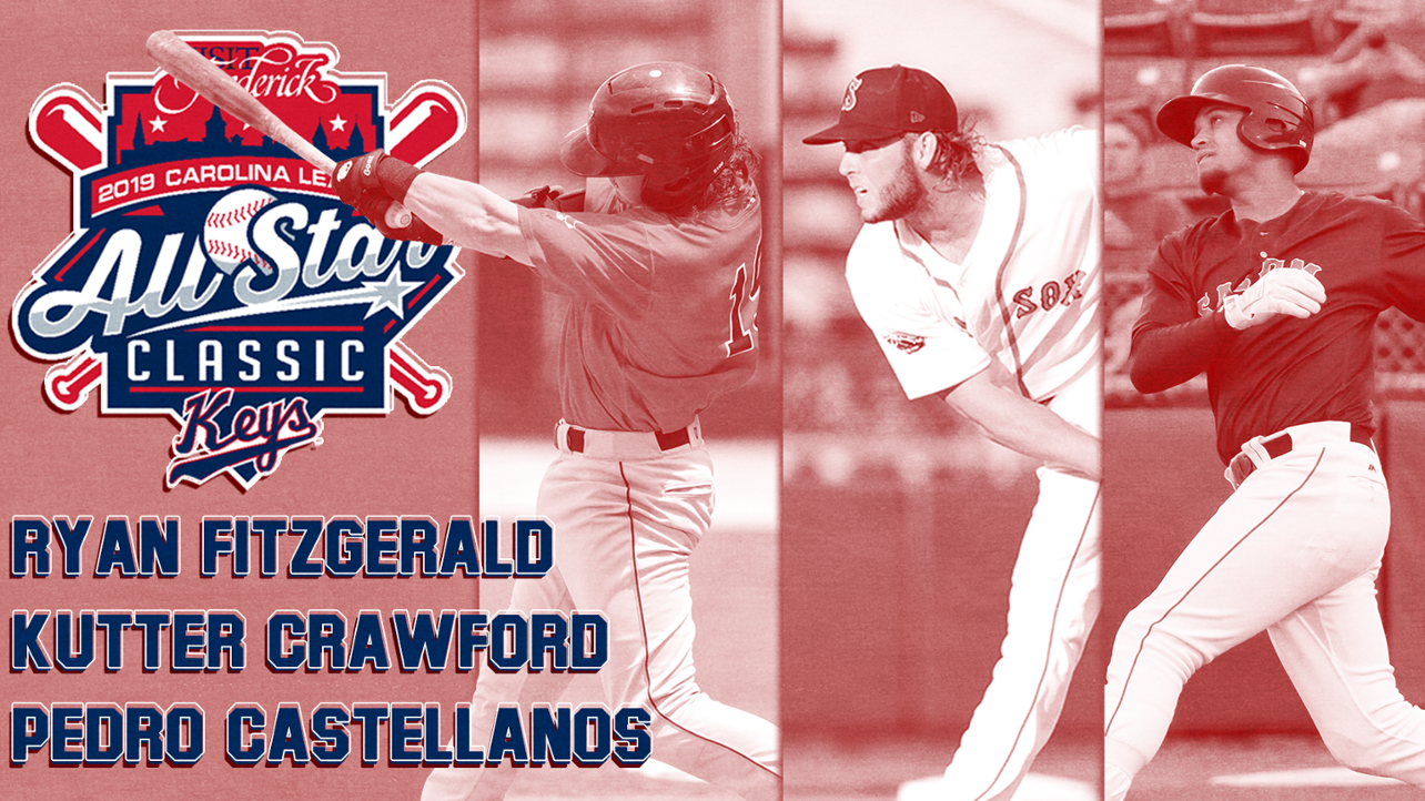 Four Red Sox players named CL All-Stars