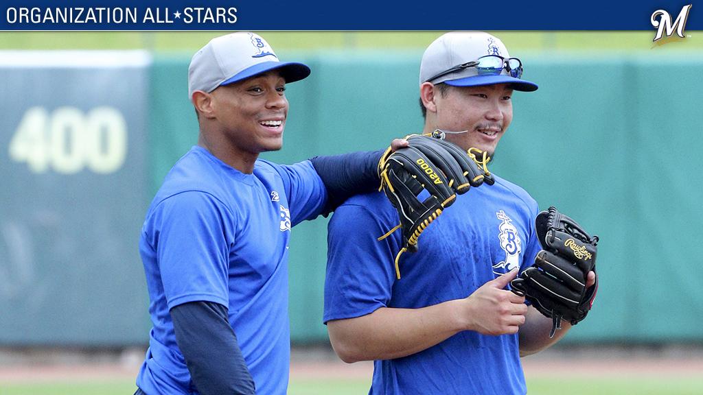 Ray, Hiura hope to help maintain Milwaukee's momentum
