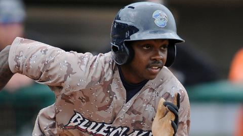 Roman Quinn has stolen 62 bases in 133 career Minor League games.