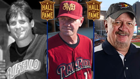 Jeff Manto, Dave Miley and Jim Weber are the newest members of the IL Hall of Fame.