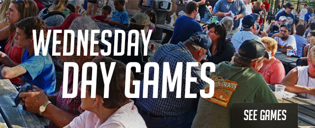 Wednesday Day Games