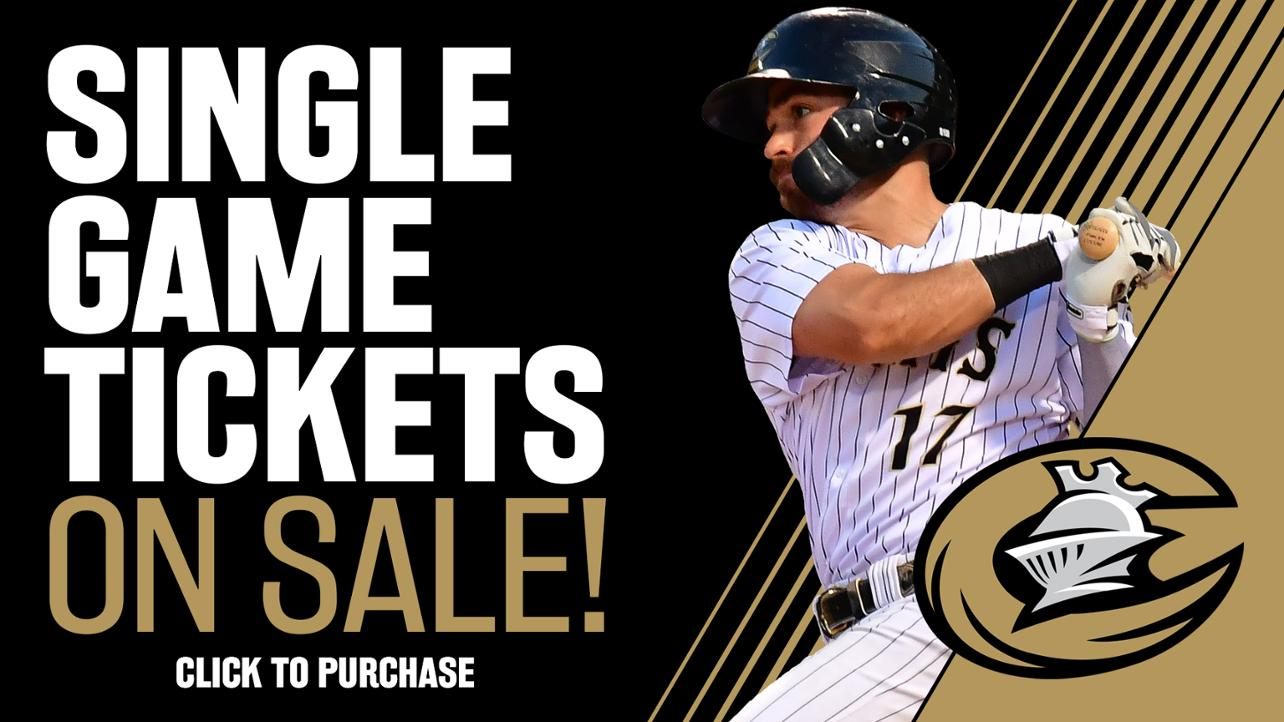 2020 Single Game Tickets