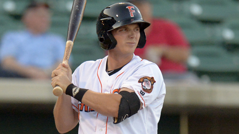 Gary Brown has a .634 OPS in the Pacific Coast League this season.