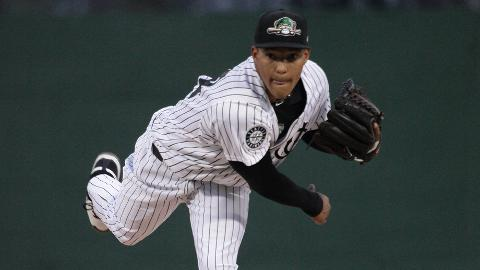 Taijuan Walker went 4-7 with a 2.46 ERA in 14 starts at Double-A Jackson.
