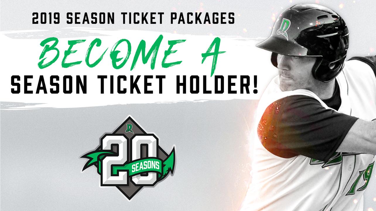 Become a Season Ticket Holder