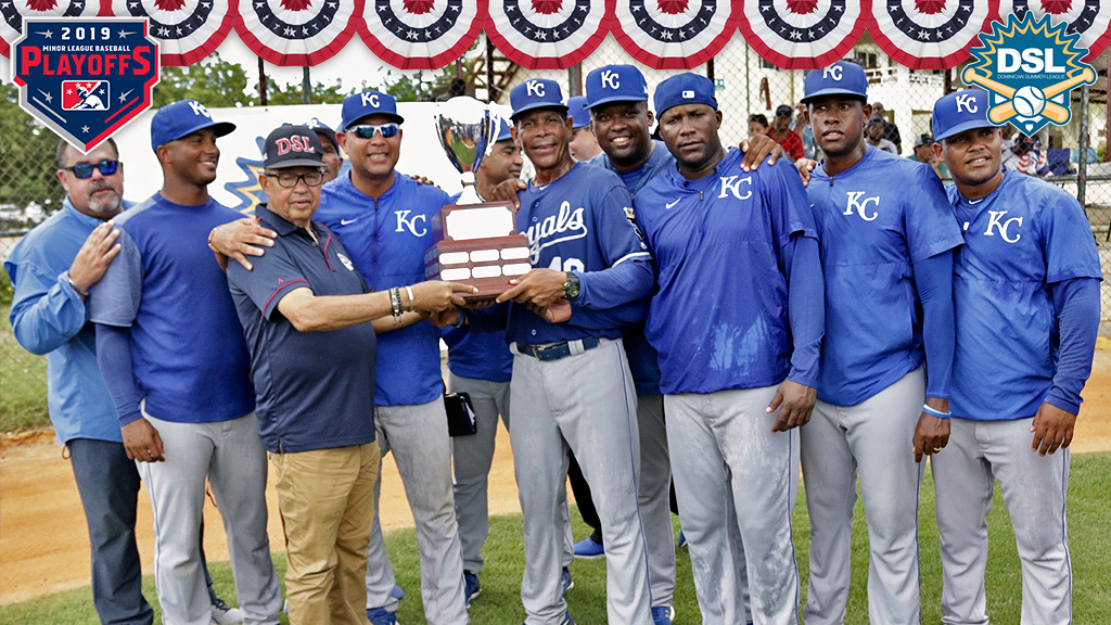 Royals claim 2019 Dominican Summer League crown