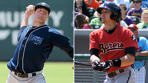 Prospects Archie Bradley of Mobile and Trayce Thompson of Birmingham headline the SL Finals.