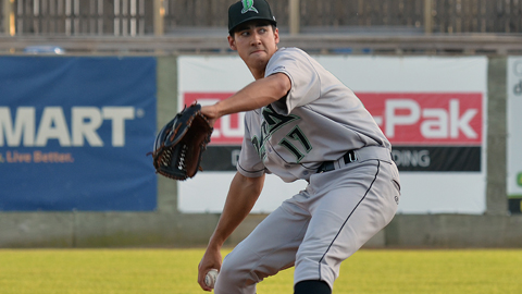 Robert Stephenson has 44 strikeouts in 34 innings this year.