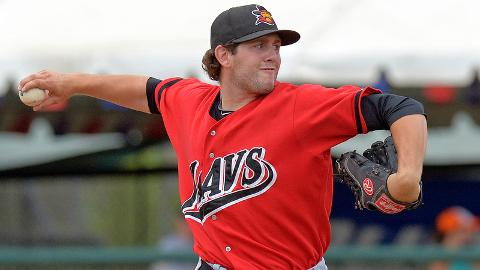 Dominic Leone owns a 2.72 ERA in 36 1/3 innings for High Desert.