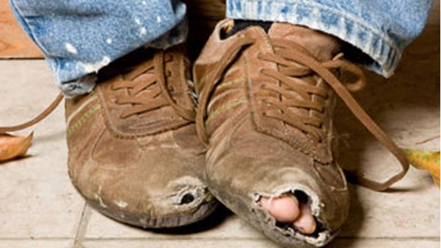 how one child s tattered shoes changed everything vancouver