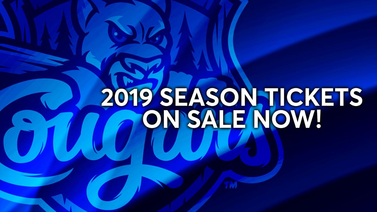 Season Tickets 2019