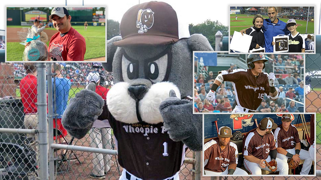 Sea Dogs sweeten the deal for fans as Maine Whoopie Pies