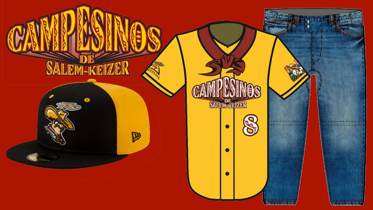 Campesinos Unveil Official On-Field Uniforms