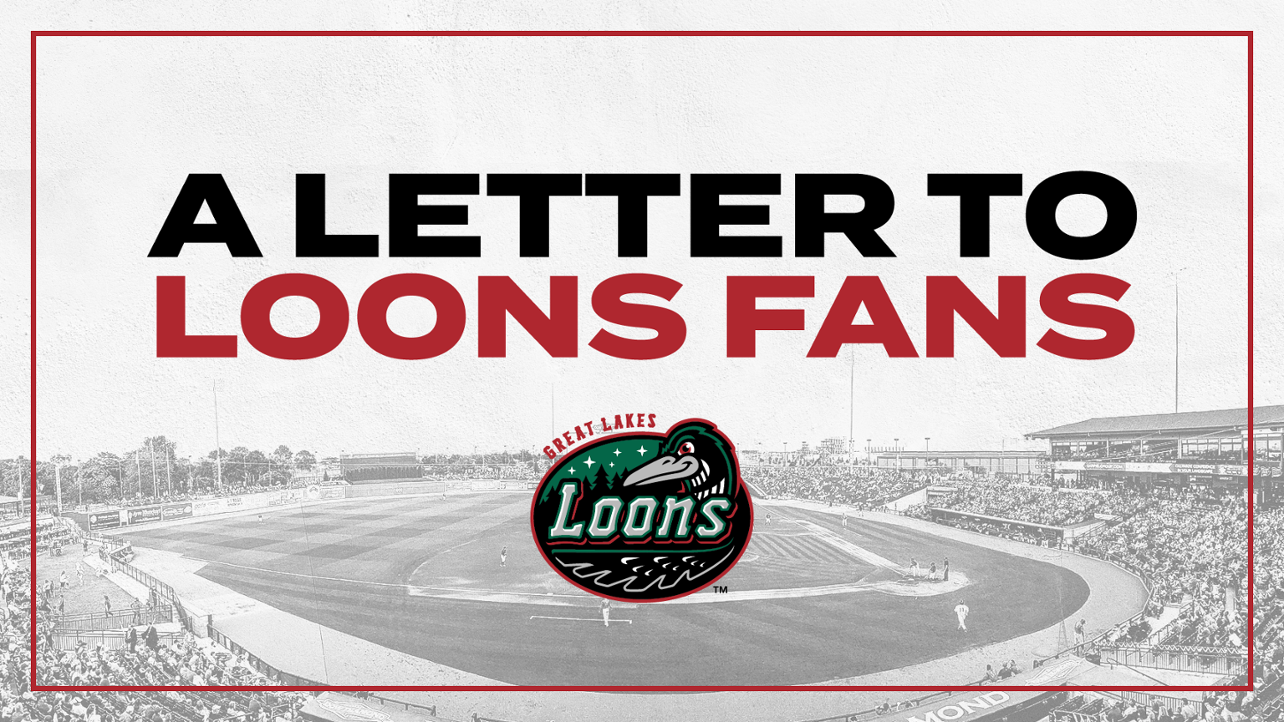 A Letter to Loons Fans