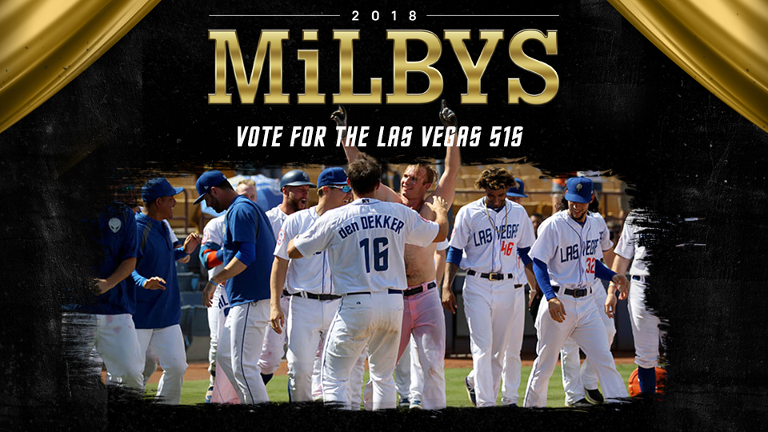 VOTE TODAY - Peter Alonso, walk-off HR on last pitch at Cashman Field!