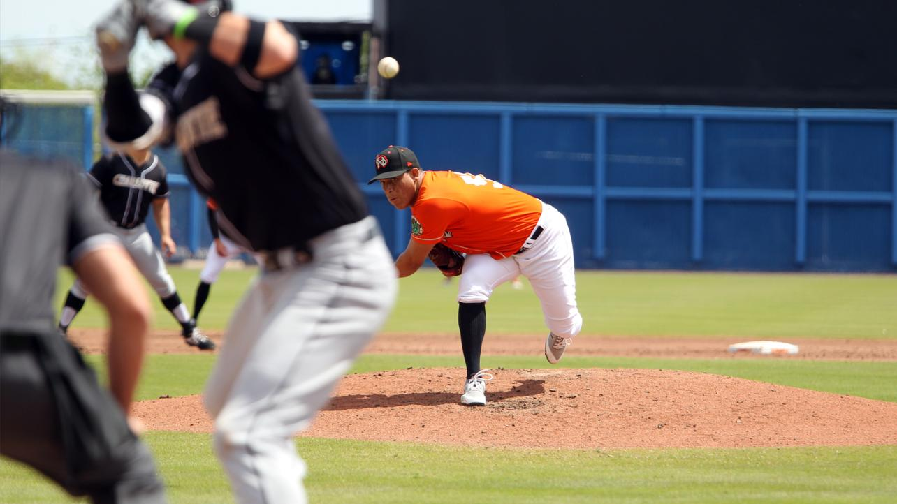 Tides sunk by Charlotte in homestand finale