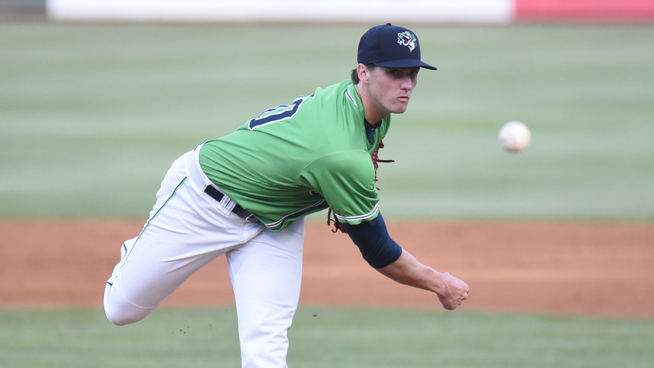 Stripers Face Bats in Series Finale on Camp Day