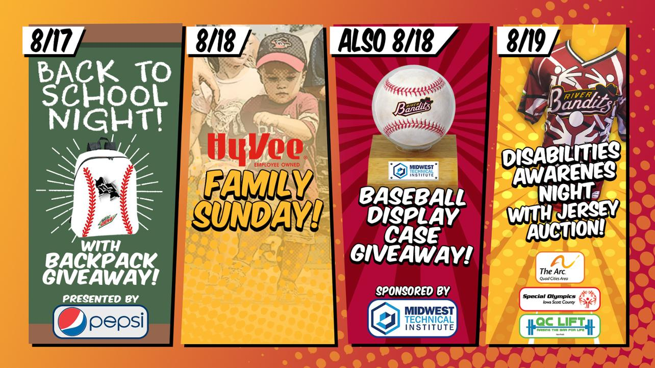Great Promotions All Week!