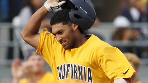 Marcus Semien has been a regular on the Cal campus since he was a baby.