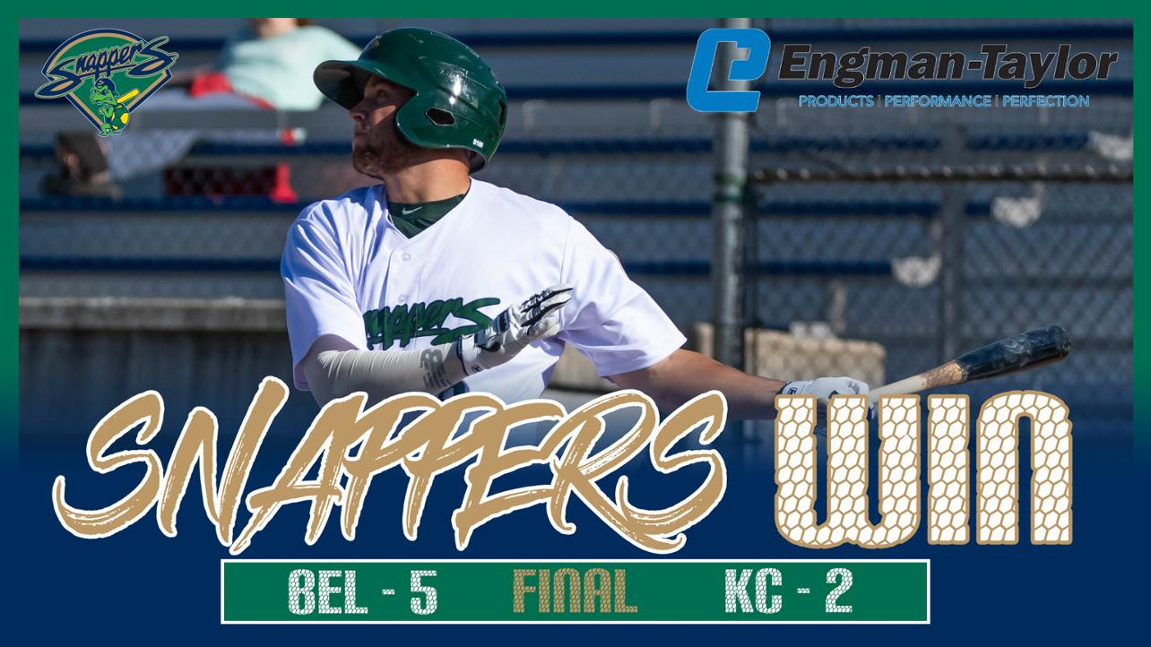 Four-Run Inning Propels Snappers to Series Opener WIN
