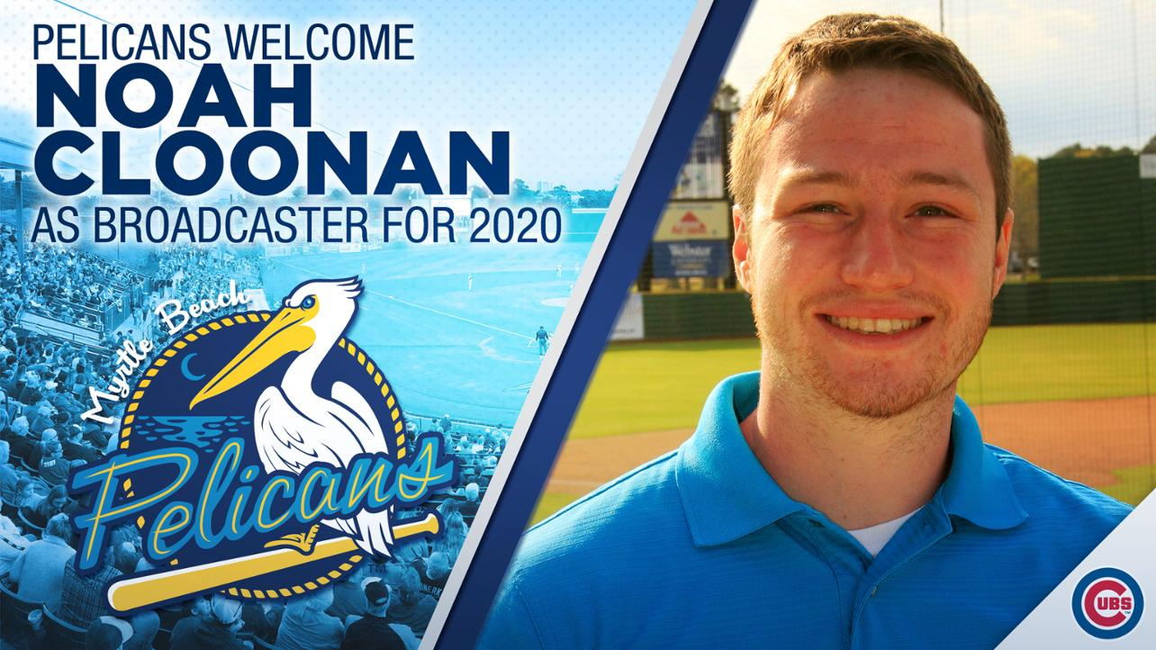 Pelicans Welcome Cloonan as Broadcaster for 2020