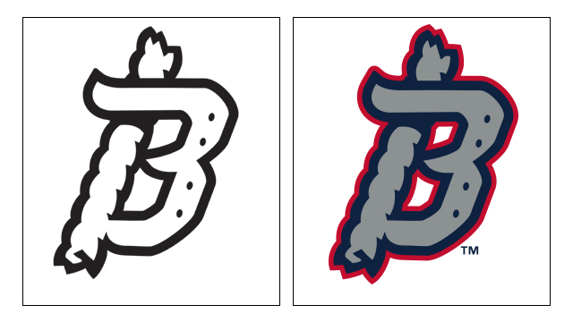 Click On The Images Below To Download Your Official Rumble Ponies Logo Coloring Pages