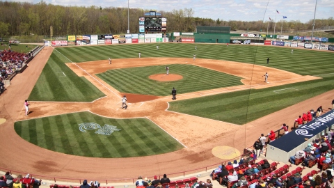 Neuroscience Group Field at Fox Cities Stadium will have a new Head Groundskeeper in 2014.