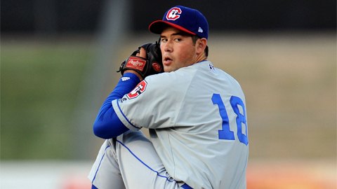 Zach Lee is 2-1 with a 2.81 ERA in his last five starts.