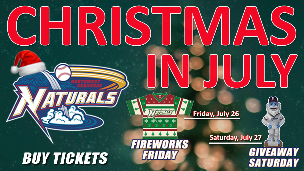 Christmas In July MW