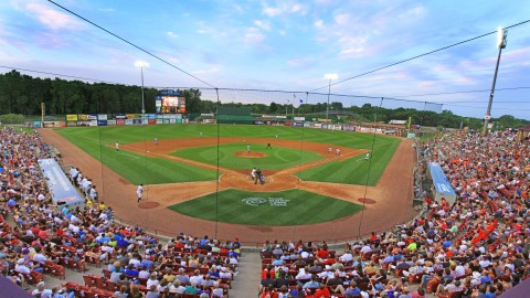 RESOLVED! Time Warner Cable Field at Fox Cities Stadium is a Hitters' Park.