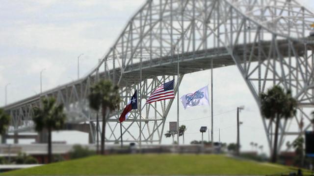 Whataburger Field Flags at Half-Mast | Corpus Christi Hooks News