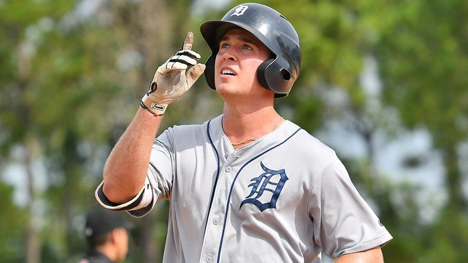 Tigers' Carpenter headlines 2019 GCL All-Stars